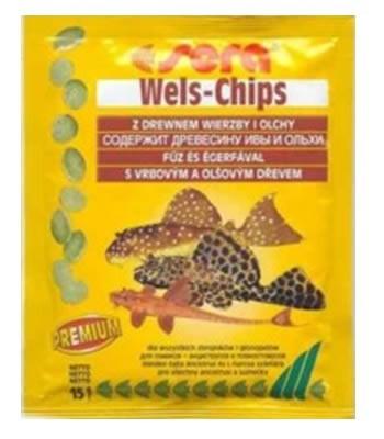 Sera Wels-Chips Envelope 15g