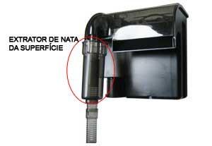 filtro externo hf 600