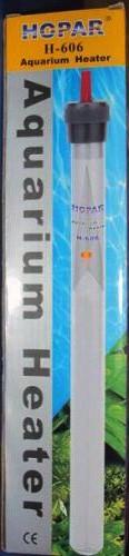 Hopar Termostato Quarts H-606/ 100W