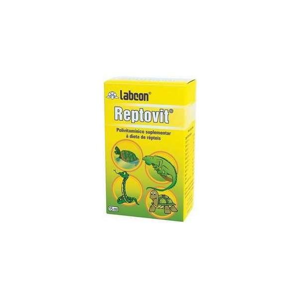Labcon Reptovit 15ml - Vitamina para Tartarugas